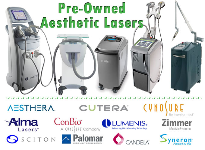 used cosmetic lasers for sale
