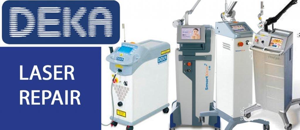 deka laser repair